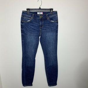 CAbi Skinny Jeans Denim Womens Size 6